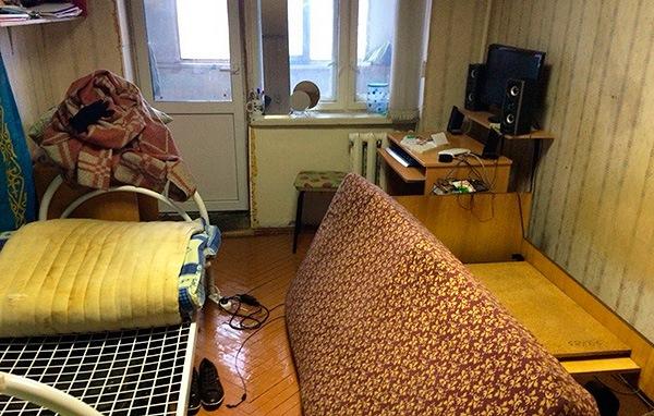 """Уборка квартиры перед использованием """"Аграна"""""""