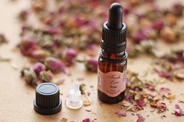 Эфирные масла: прекрасное средство для профилактики появления тараканов