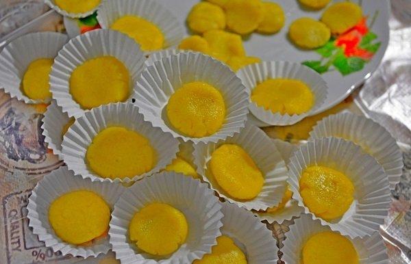 Борная кислота с яичным желтком