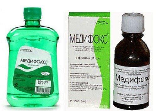 Медифокс: очень эффективен в борьбе с вшами и гнидами