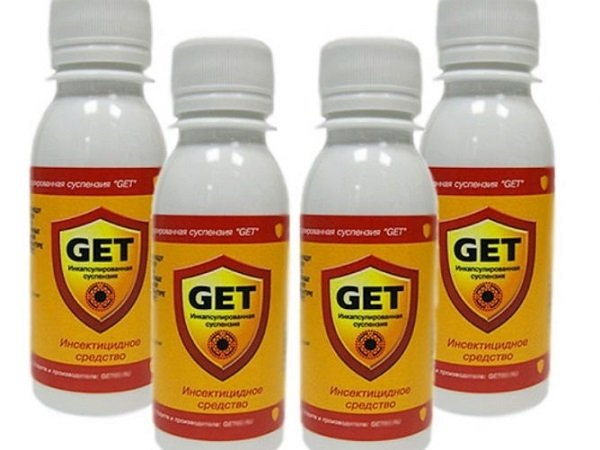 """Гет"": эффективное средство от тараканов"