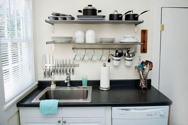 Поддерживайте на кухне чистоту и сухость