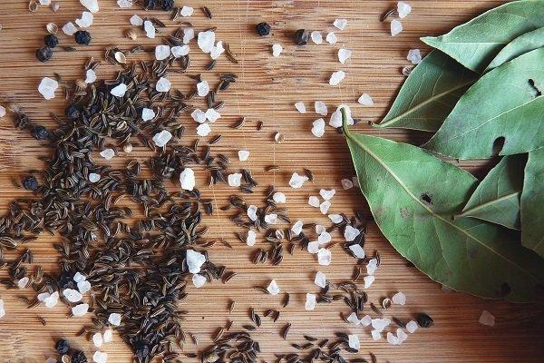 Лавровый лист с солью поможет прогнать вредителей