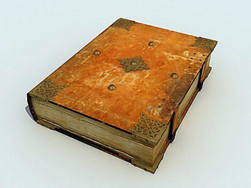 Клопы любят гнездиться в старых книгах, между страницами