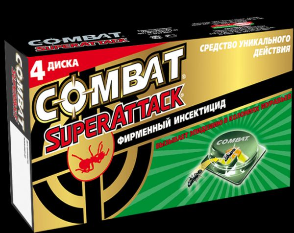 Ловушка для муравьев Combat Superattack