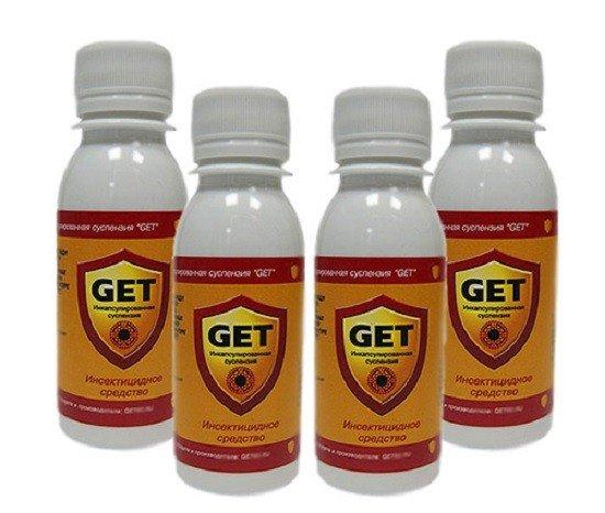 Гет: надежное средство от блох в квартире