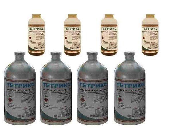 Тетрикс - препарат для борьбы с клопами
