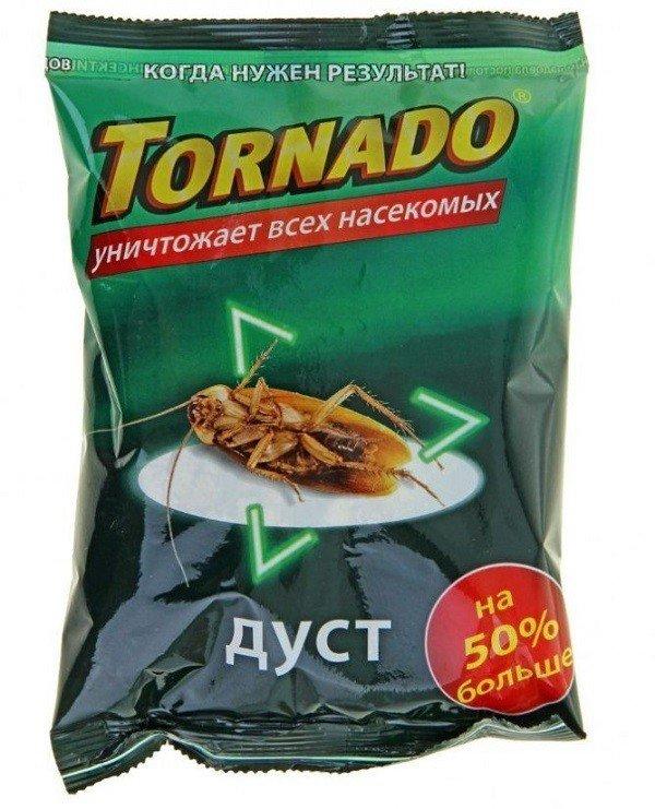 Торнадо - отличное средство против паразитов