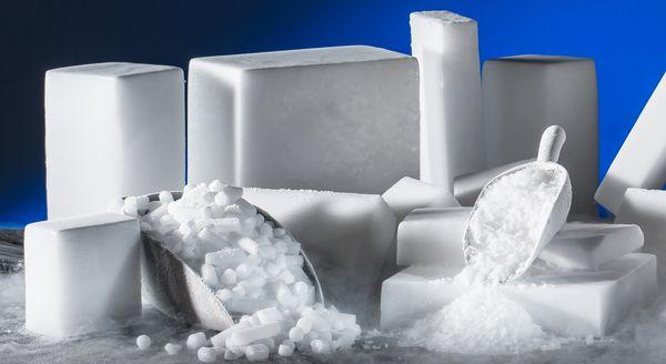 Сухой лед для обработки помещения от тараканов