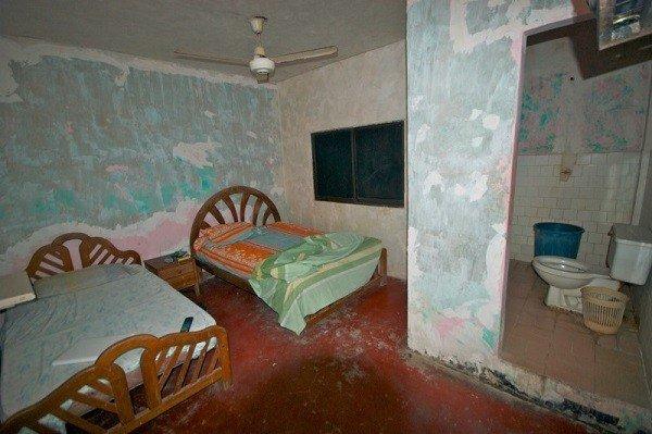 Неопрятная гостиница может служить пристанищем для клопов