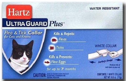 Противоблошиный ошейник для котов Hartz