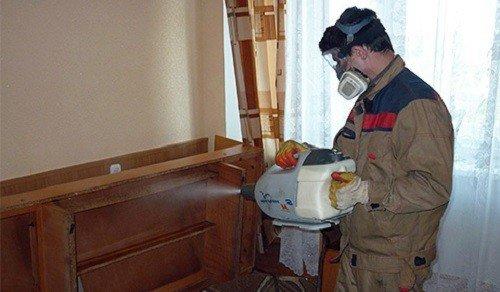 Парогенератор тумана от клопов - надежное средство против вредителей