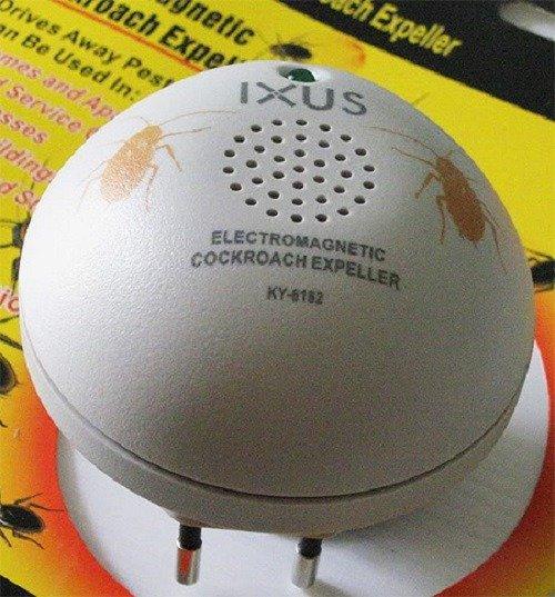 """""""Ixus KY-6182"""": замечательный ультразвуковой прибор от тараканов"""