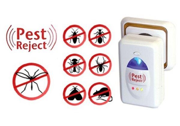 """""""Pest Reject"""": удаляет из помещения всех насекомых и даже грызунов"""