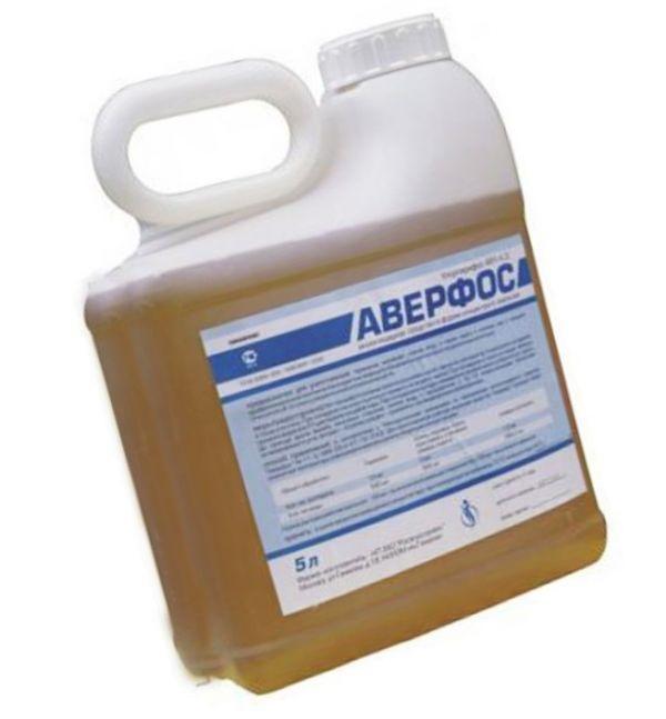 Инсектицидное средство против клопов Аверфос