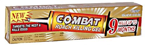 Гель против тараканов Комбат