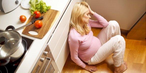Стресс у беременной, вызванный клопами