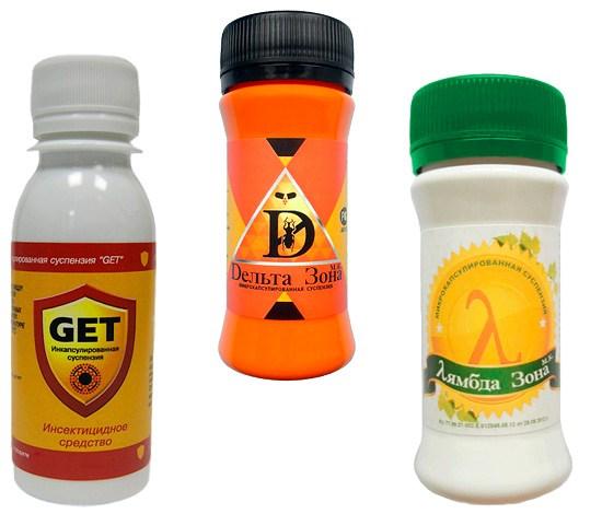 Концентрированные инсектициды помогут избавиться от кожееда