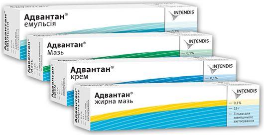 Адвантан - эффективное средство от аллергии на укусы