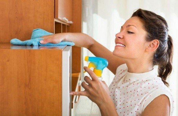 Вытирайте пыль почаще