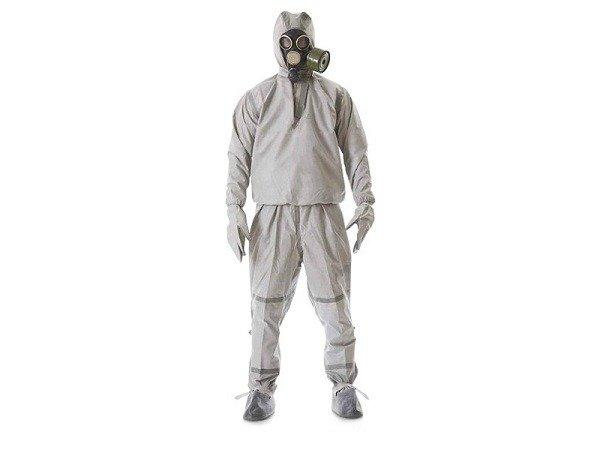 Защитный костюм для дезинсекции