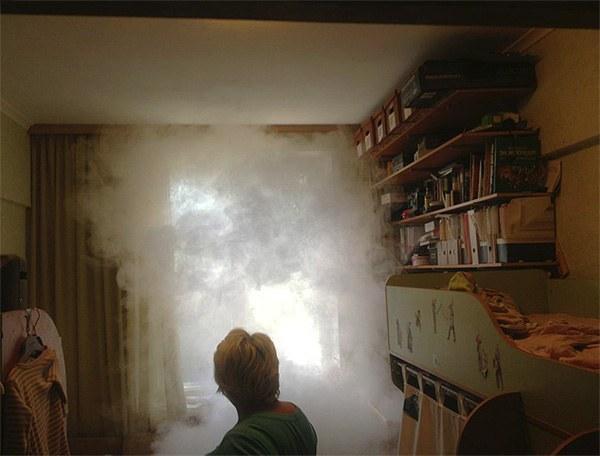 Использование дымовой шашки Тихий вечер