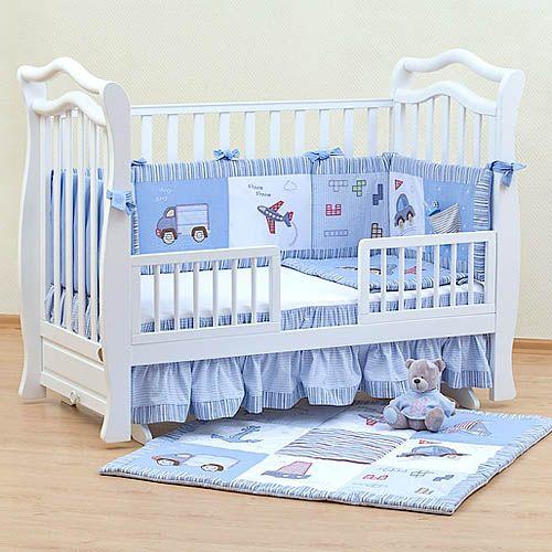 Пересматривайте детскую кроватку регулярно