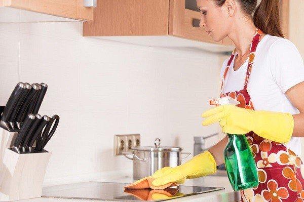 Кухня должна быть всегда чистой