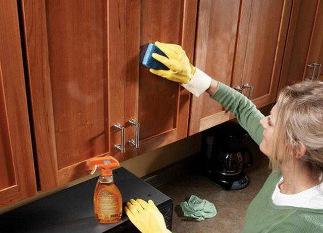 Чистота на кухне предотвратит появление мучного клеща