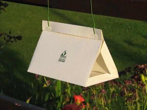 Феромонная ловушка для капустной моли