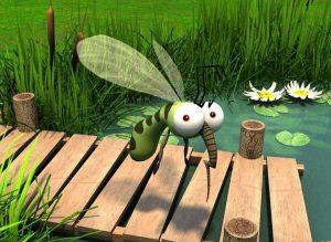 Лучшие средства защиты от комаров