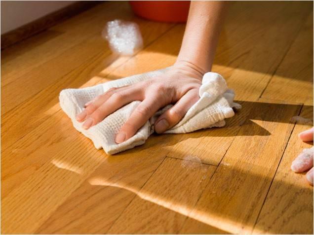 Проведите генеральную уборку перед обработкой квартиры