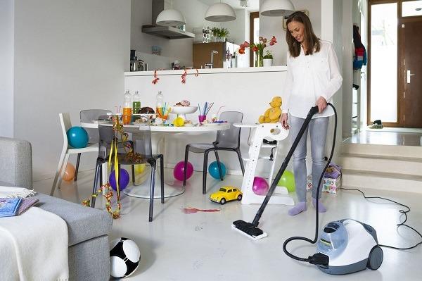 Уборка квартиры перед обработкой от клопов