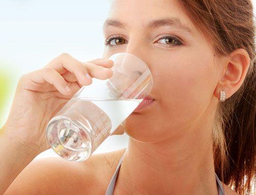 Пейте больше жидкости - интоксикация организма пройдет быстрее