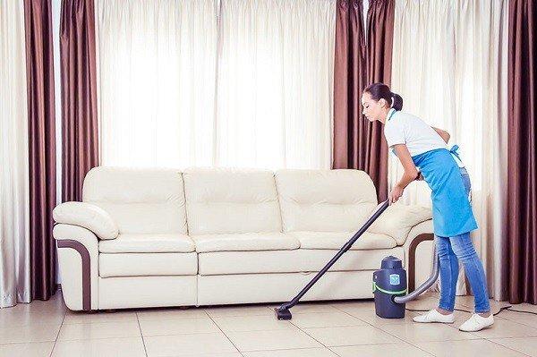 Проводите почаще генеральную уборку в доме