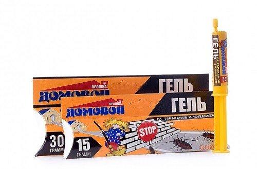 """Гель против клопов """"Домовой"""""""