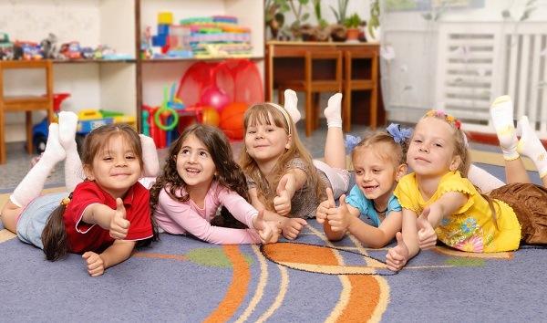 В детском саду очень часты заболевания педикулезом