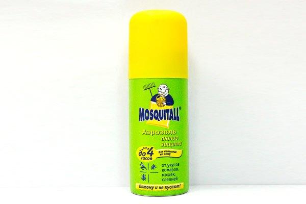 """Спрей от комаров """"Москитол"""""""